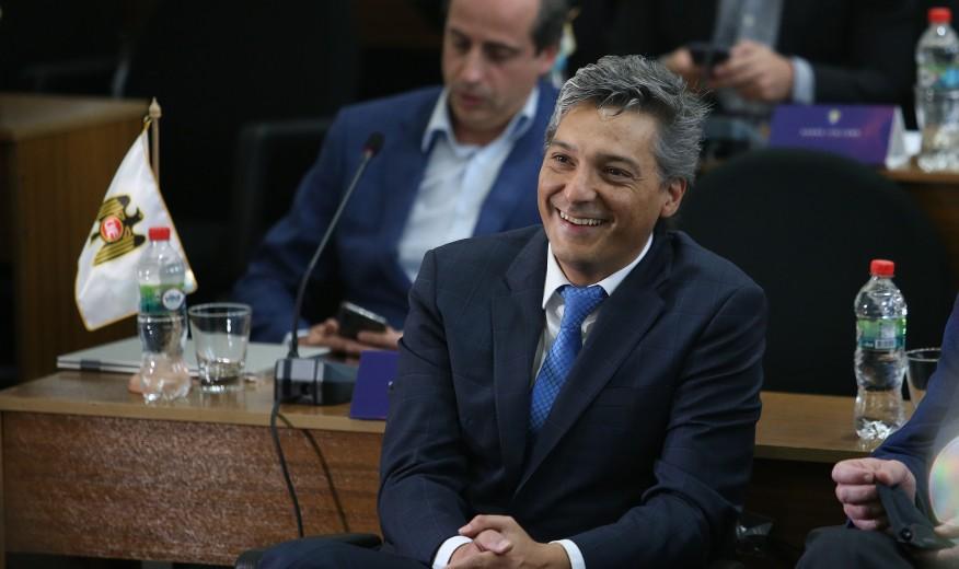 Sebastián Moreno es el nuevo timonel de la ANFP