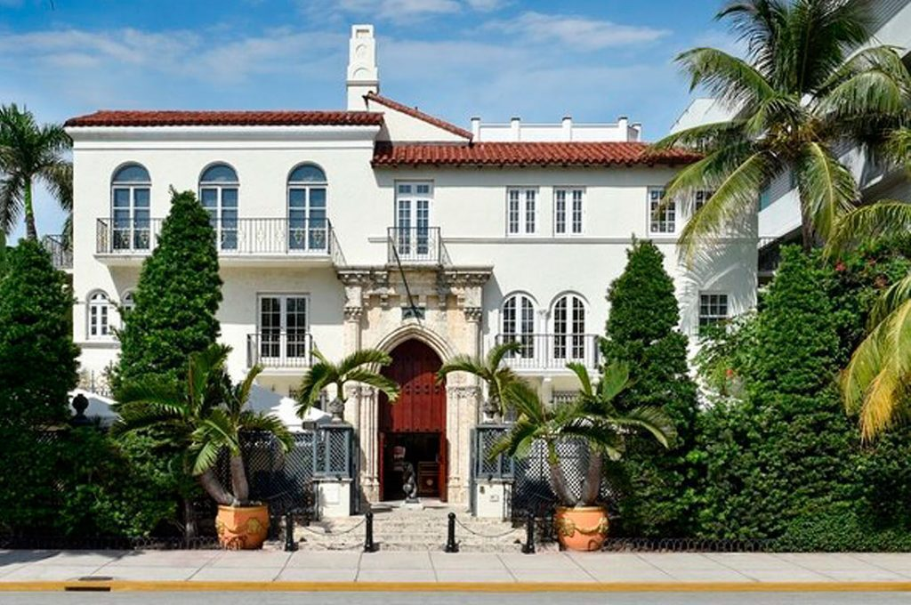 Mansión Versace en Miami es hoy un espectacular Hotel Boutique