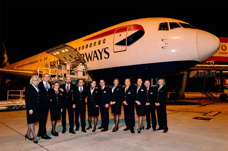 British Airways se despide del iconic Boeing 767