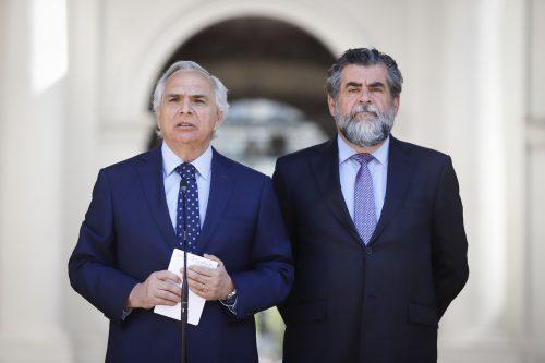 Caso Catrllanca: Subsecretario Ubilla declara en calidad de testigo