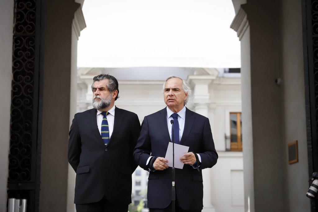 Ministro Chadwick confirma salida de General Franzani por caso Catrillanca