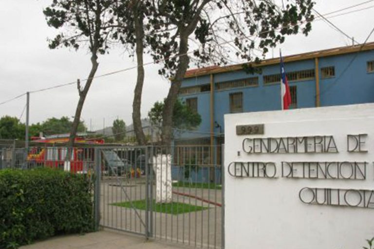 Justicia ordena desalojar a reos del módulo de aislamiento de cárcel de Quillota por precario