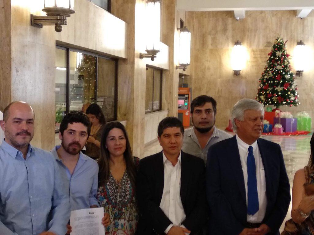 ANEF y PS concurren a contraloría por despidos masivos en administración pública