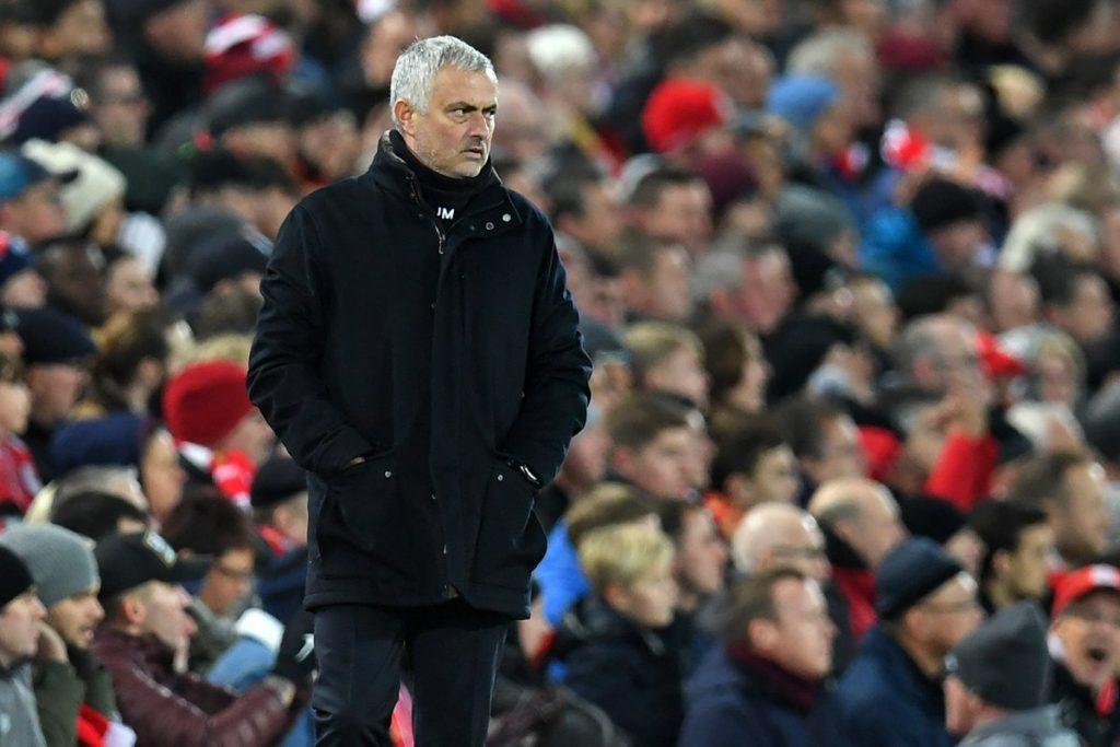 Mourinho no va más en el Manchester United