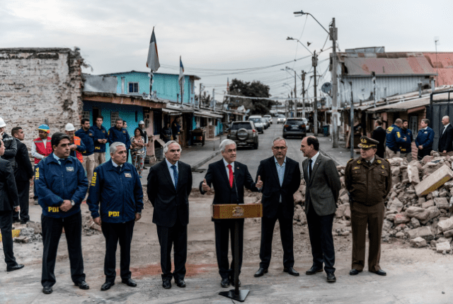 """Gobierno inicia plan """"La Legua sin muros"""" para quitar la estigmatización de la zona"""