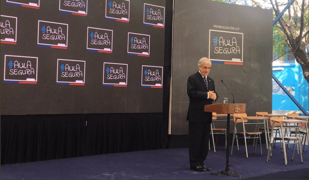 Presidente Piñera responde las cosas que Ampuero calla y explica abstención a pacto de Marrakech