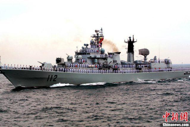 China construye segunda fragata para Armada de Pakistán