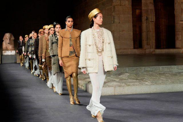 Chanel no usará más pieles exóticas en sus colecciones