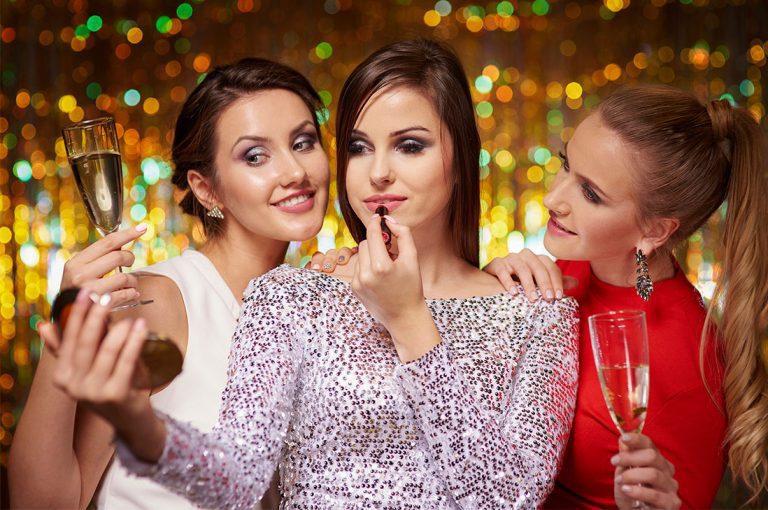 Cuatro tips para un maquillaje perfecto de Año Nuevo