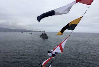 Reportaje gráfico: Armada cierra celebraciones por bicentenario con imponente Revista Naval