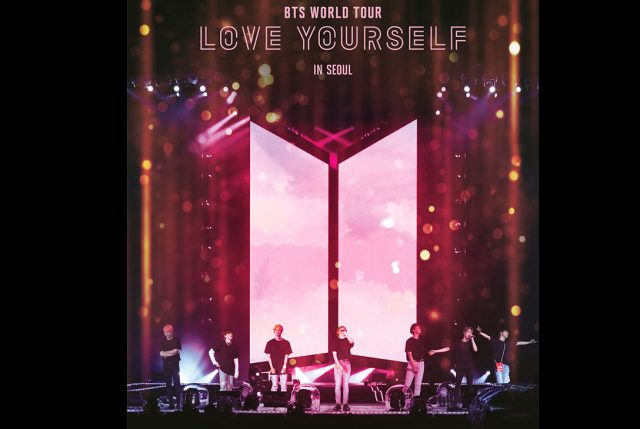 "Cinemark Comienza Pre-Venta de Entradas ""BTS-World Tour – Love Yourself in Seoul"""