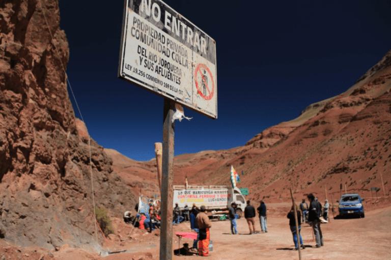 INDH constata problemas de acceso a agua potable y contaminación en Atacama