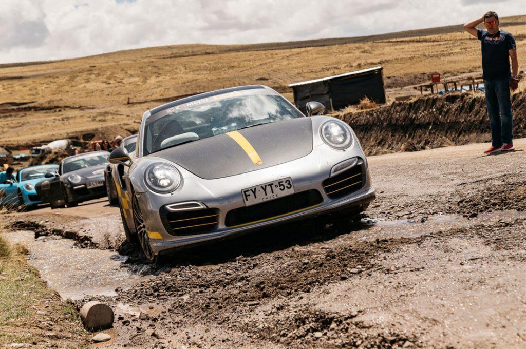 Club Porsche Andino realizó espectacular expidición a Machu Picchu