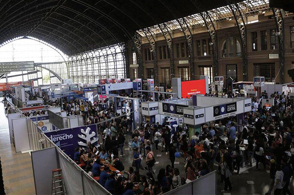 En 3 regiones se realizará la Feria de Postulación y Matriculas a la Educación Superior