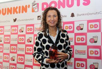 Dunkin' Donuts Chile premiada como Franquicia Internacional del Año