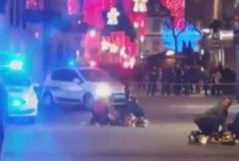 Tiroteo en Estrasburgo deja al menor un muerto y varios heridos