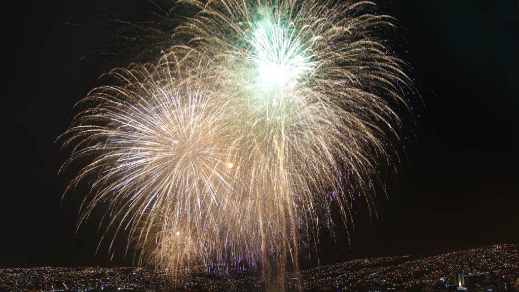 Por segundo año consecutivo La Florida suspende show de fuegos de artificio por efectos negativos