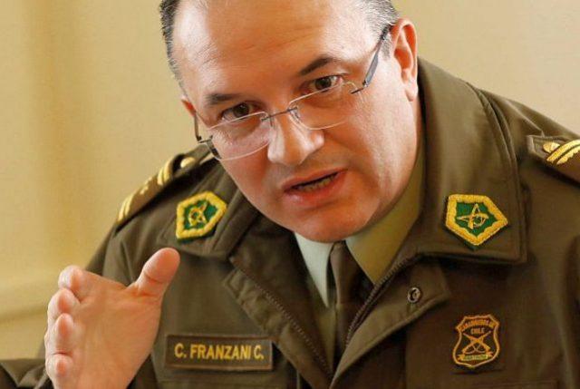 Caso Catrillanca le sigue pasando la cuenta a Carabineros: General Franzani renuncia