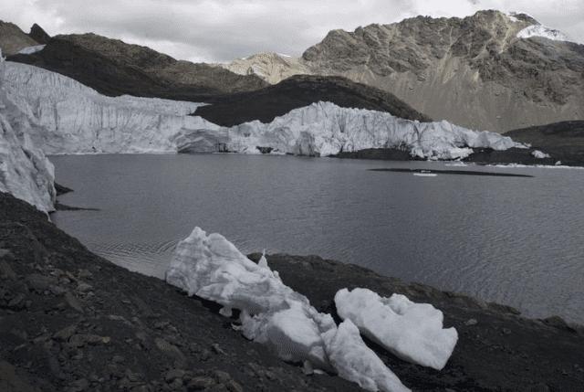 Unesco alerta que glaciares de los Andes se derriten a ritmo aterrador