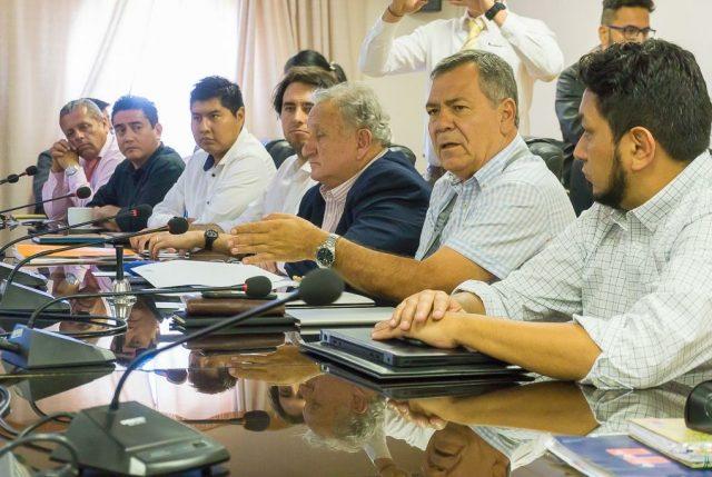 Diputado Rocafull exige al Ministerio de Hacienda de una Zona Franca industrial con autonomía para Arica