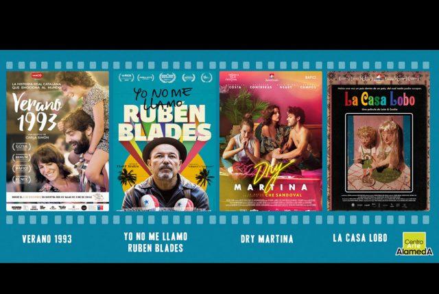 La portentosa cartelera cinematográfica que cierra el año en Centro Arte Alameda