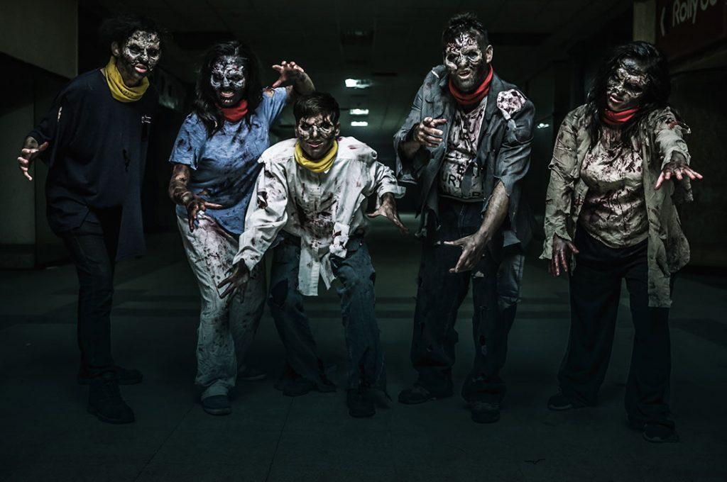 "Llega a Chile ""Apocalipsis Zombie"""