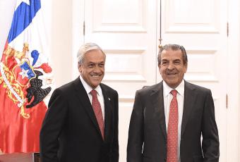 Eduardo Frei se pone al lado de Piñera en tema Pacto Migratorio