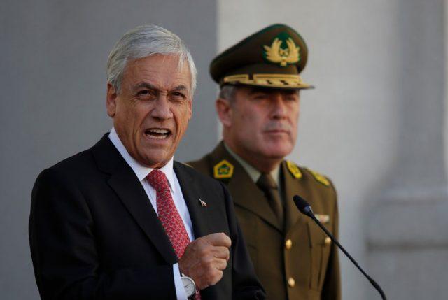 """Peña aplaude decisión de Piñera de sacar a Soto: """"Había que mostrar quien manda"""""""