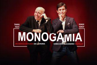 "Exitosa obra de teatro ""Monogamia"" vuelve al Teatro San Ginés"