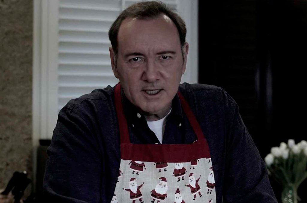 Kevin Spacey rompe el silencio con video en youtube