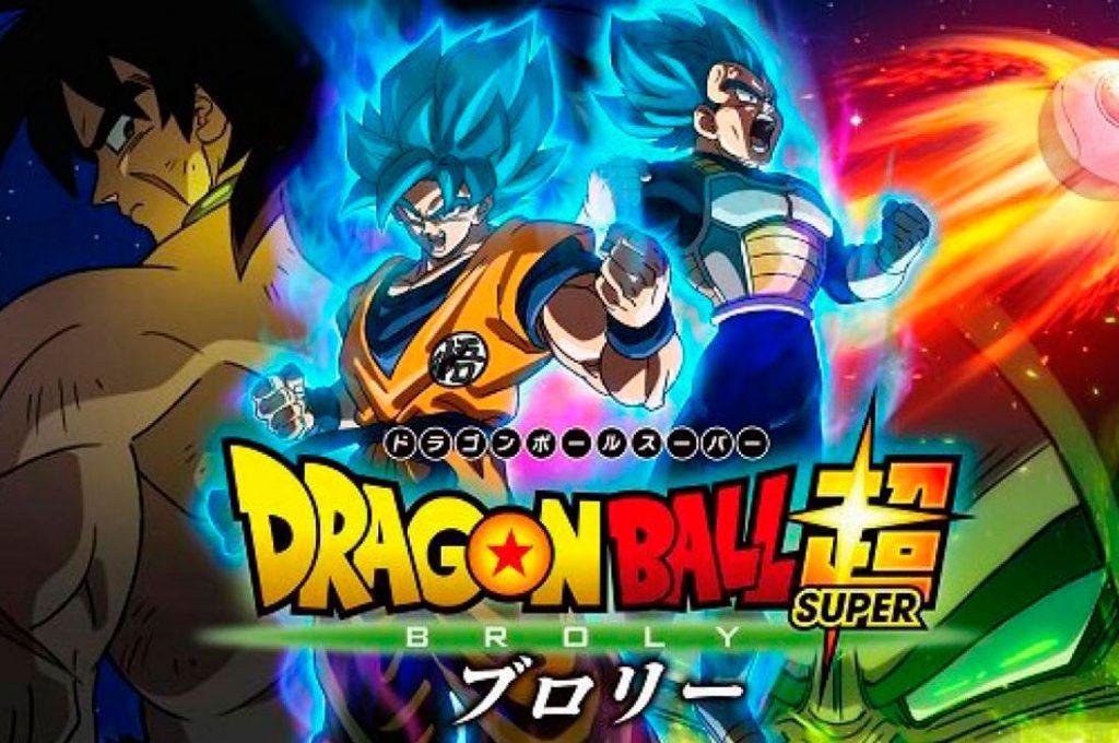 """¡La espera terminó! Ya comenzó la preventa de entradas para """"Dragon Ball Super Broly"""""""