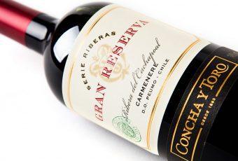 Carmenere chileno se incluye en el listado de los 100 mejores vinos del mundo