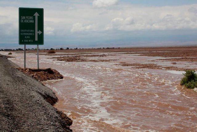 Presidente Piñera declara Zona de Catástrofe para la Provincia del Loa: Se agudizan lo problemas en Calama