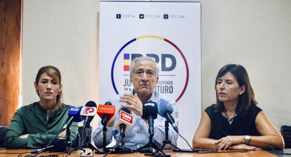 PPD pone en duda calidad de Presidentes invitados por Piñera para participar en cumbre de Prosur