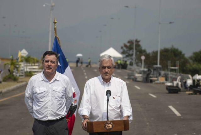 Amores que matan: Gobierno de Chile insiste en pregonar apoyo a Guaidó