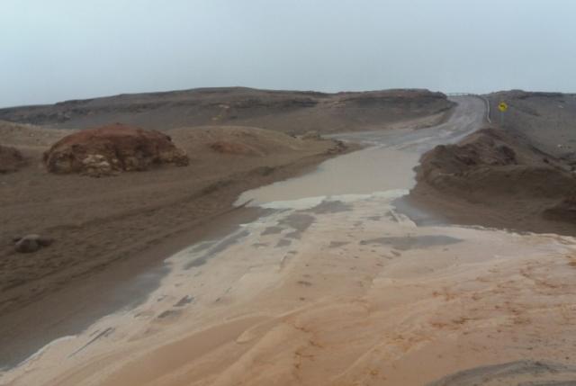 Onemi decreta alerta amarilla para El Loa y Antofagasta y se evalúa si sitios turísticos abrirán