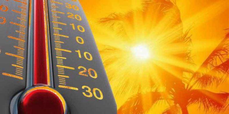 Alerta por Ola de Calor: Hasta el martes 5 de febrero la máxima llegaría a los 38° y más
