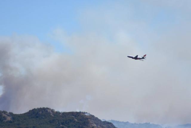 Resumen de incendios: 40 activos, 48 controlados y 27 extinguidos