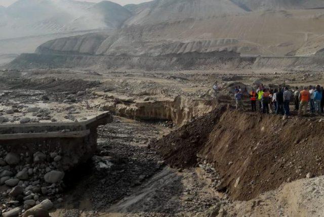 Intendencia de Tarapacá:  Suspende hasta nuevo aviso tránsito en Ruta 5 Note desde Arica al Sur