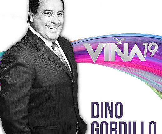 Dino Gordillo, humorista en el Festival de Viña del Mar