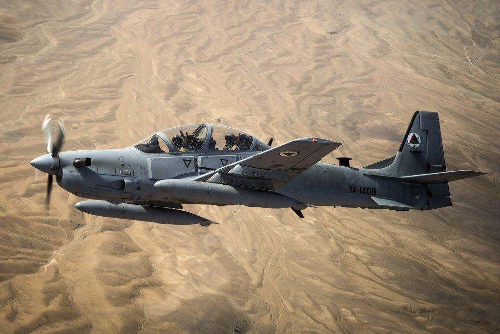 Embraer fabricará 12 aviones Super Tucano para la Fuerza Aérea de Nigeria