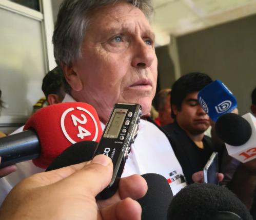 A una hora que se decretara toque de queda para Concepción, ministro Espina descartó la medida