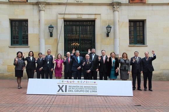Grupo de Lima pedirá a la Corte Penal Internacional que investigue a Maduro por crímenes de lesa humanidad
