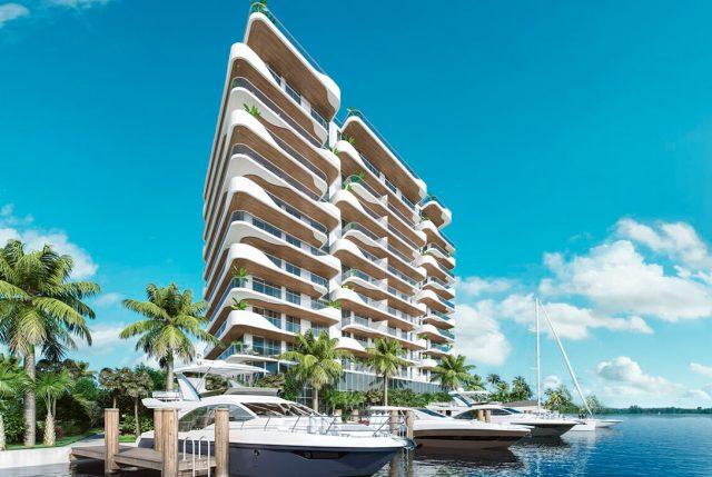 Espectacular proyecto inmobiliario recrea la Riviera Francesa en Miami