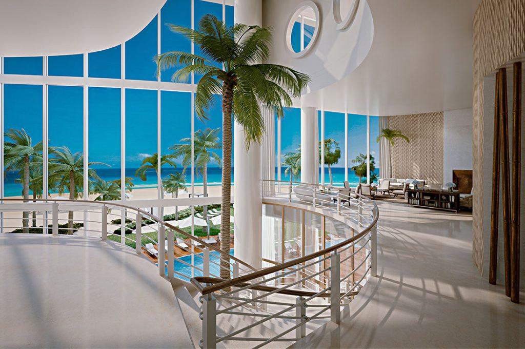 Ritz Carlton Residences Sunny Isles está programado para ser entregado a sus residentes este año