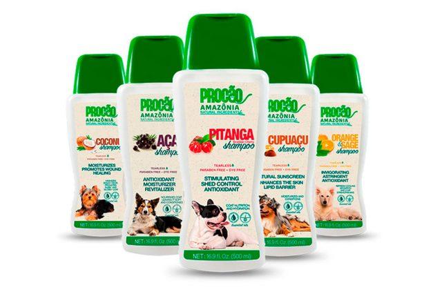 Belleza brasileña 100% natural para mascotas