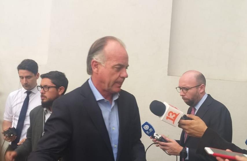Ministro Walker respalda acusaciones de Ubilla y da a conocer que hay presentadas tres querellas por incendios