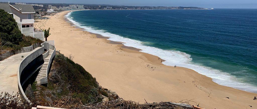 Mirasol mira la playa pero SIN acceso a ella y autoridades NO aplican el artículo 13 del Decreto N° 1939