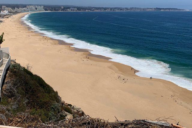 """En programa de Infogate, ministro Ward se compromete a abrir acceso de playa """"La Puntilla"""" en Mirasol"""