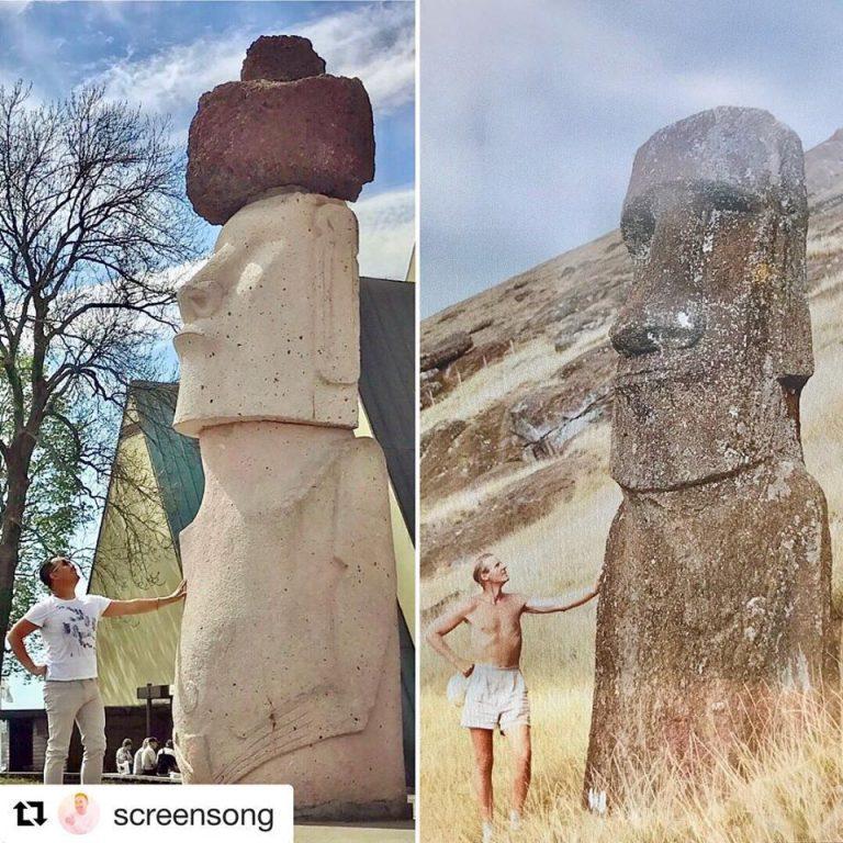 Chile anuncia que Museo noruego repatriará piezas arqueológicas a Rapa Nui